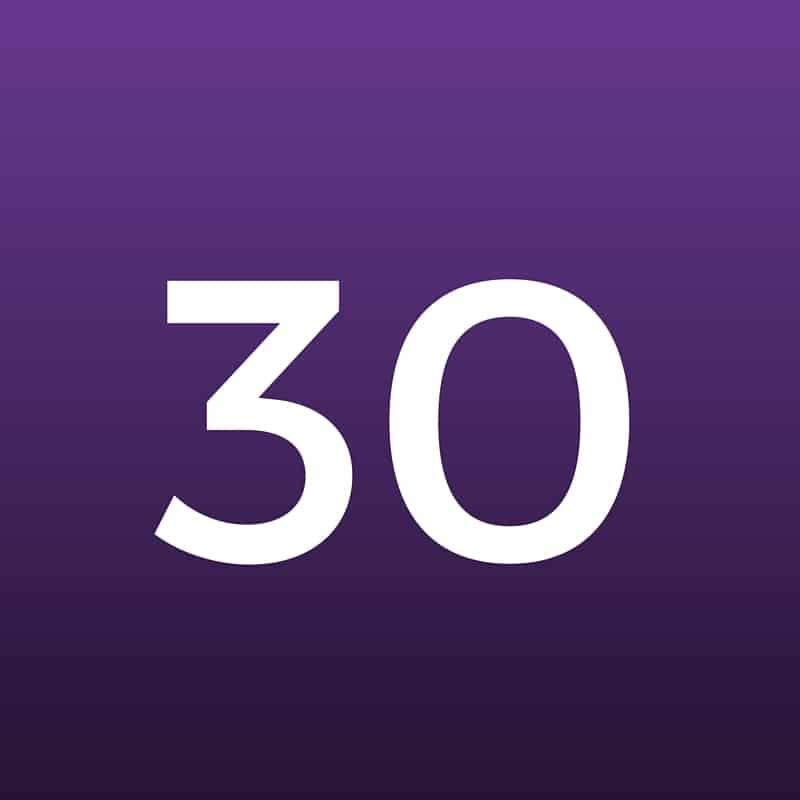 30 Day Blogging Challenge Recap