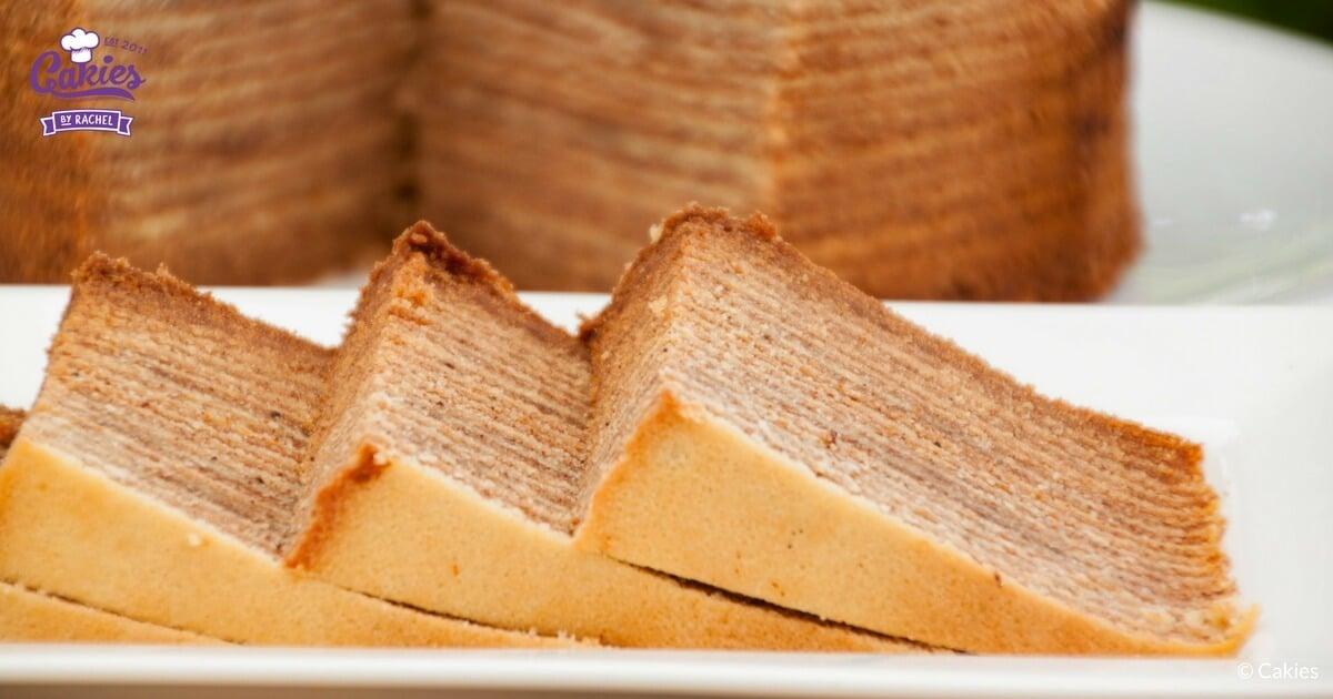 Spekkoek Recept   Indische Laagjescake