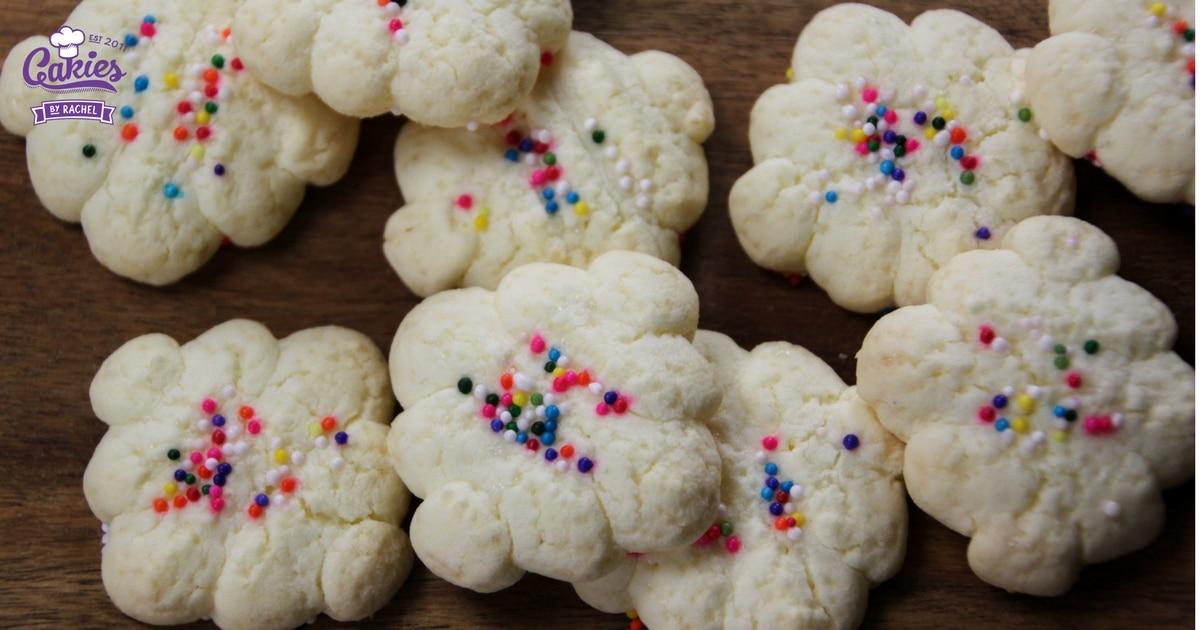 How to make deliciously addictive Cornstarch Cookies