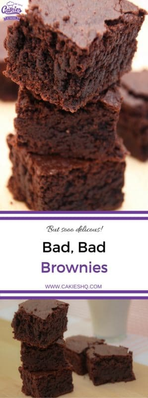 A delicious and super easy brownie recipe. These brownies are a hit at every party. It's my most requested brownie recipe among friends :)