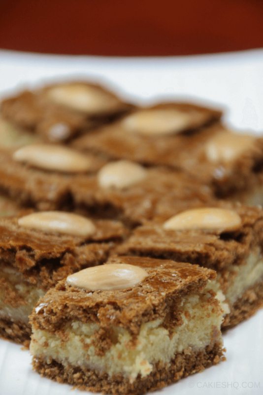 Dutch Gevulde Speculaas is a speculaas spice cookie filled with almond paste. Speculaas Spice is similar to Pumpkin Pie Spice. A traditional Dutch dessert. #dutchfood #dutchrecipe #speculaas #almondpaste