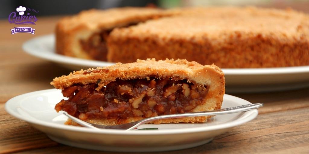Engadiner Nusstorte Recipe - Swiss Nut Tart | Cakies