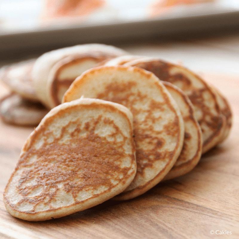 russian buckwheat blini recipe russian mini pancakes