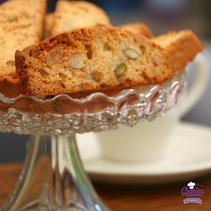 Cantuccini Recipe - Italian Biscotti Recipe