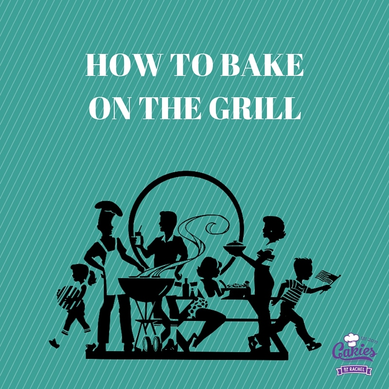 How to bake on the grill