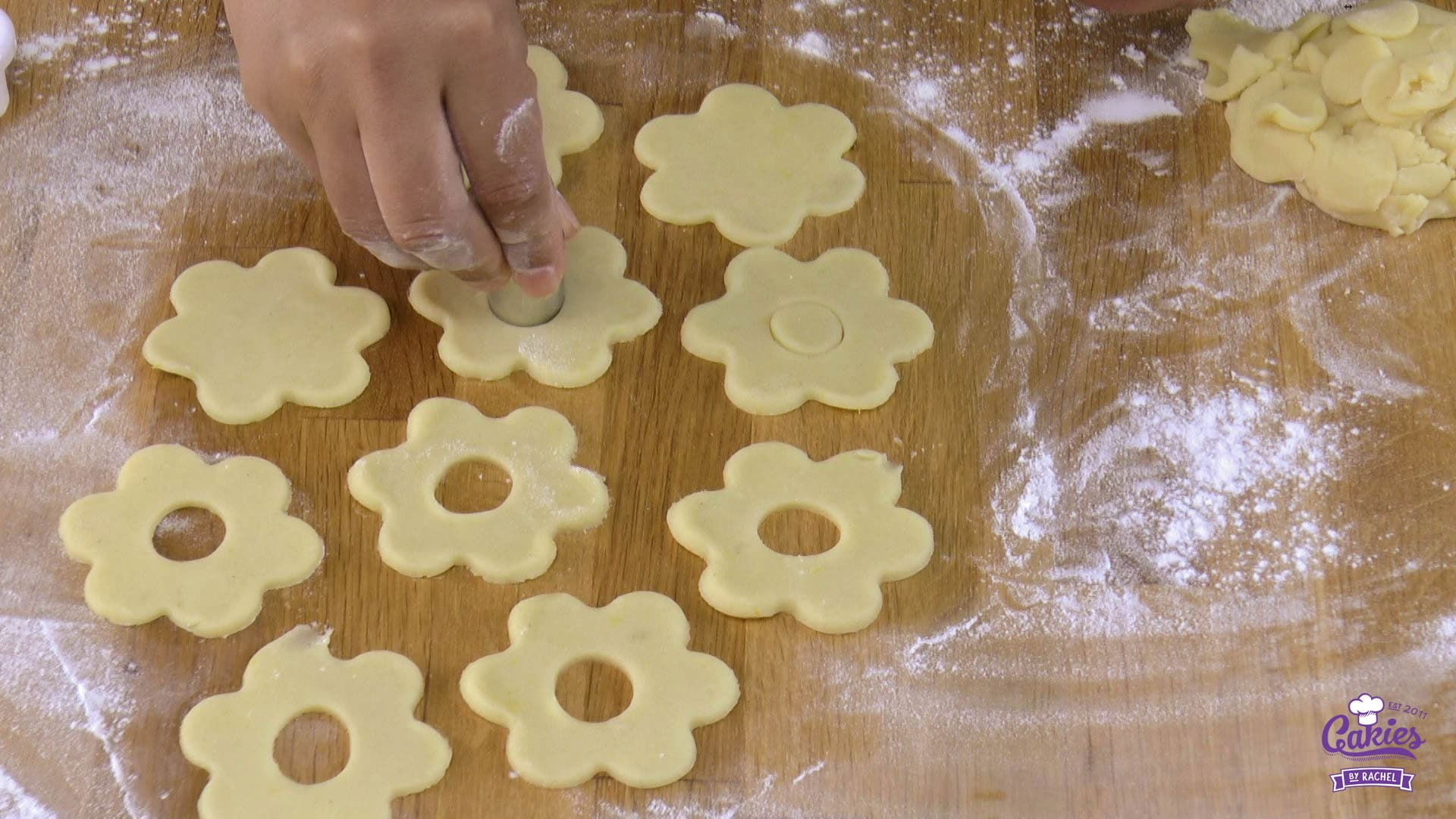 Kerstkransjes Dutch Christmas Cookies 16 Cakies