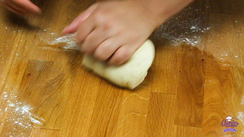 Orechovnik - Slovak Nut Roll Recipe | Orechovnik is a Slovak nut roll. A delicious sweet bread with a nutty filling. A favorite in many Eastern European countries. | http://www.cakieshq.com | Step 24