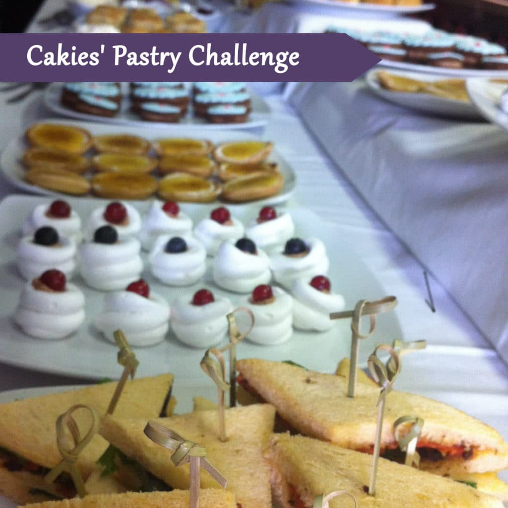 Pastry Course Day 39: High Tea