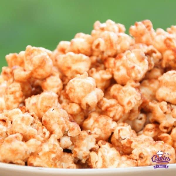 Irresistible Pumpkin Spice Popcorn