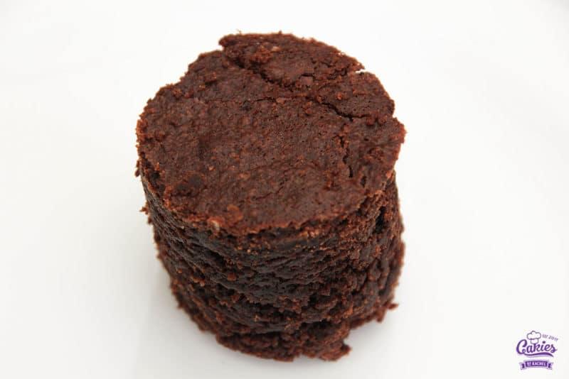 Santa Hat Brownies Recipe - Step 01
